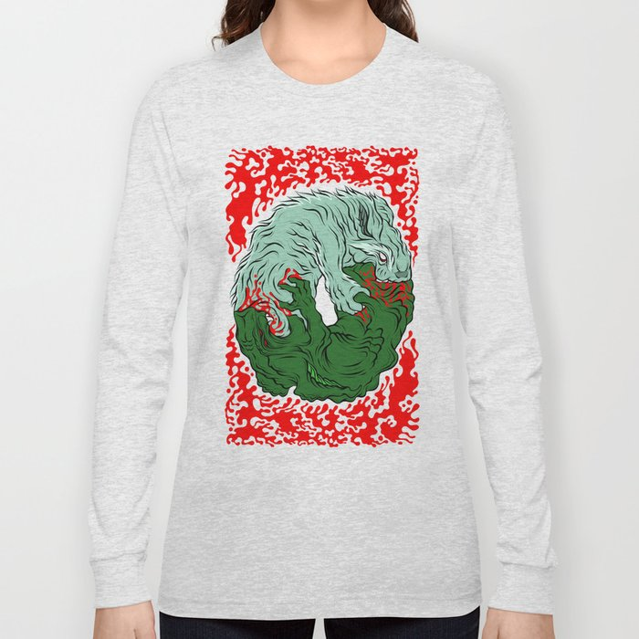 Beast Feast Long Sleeve T-shirt