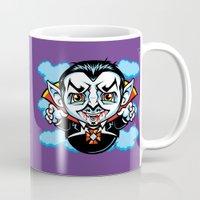 cunt Mugs featuring Cunt Dracula by harebrained