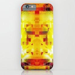 EL TORO MURAL iPhone Case