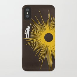 Beaming iPhone Case