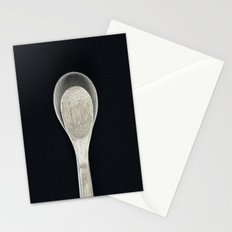 Two Wooden Spoons Stationery Cards