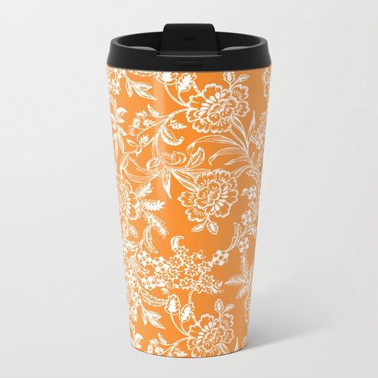 Morning Tea Metal Travel Mug