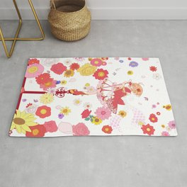 Sakura Kinomoto | Card Captor Sakura Rug