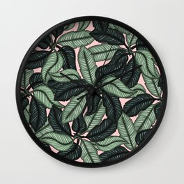 Sophie Banana Wall Clock