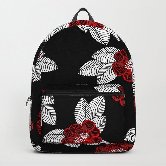 Flower 11 Backpack