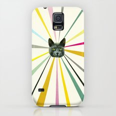 Cat's Eyes Galaxy S5 Slim Case