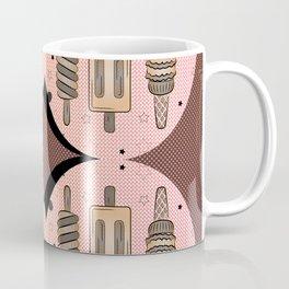 Pac-man Treat Squared Coffee Mug