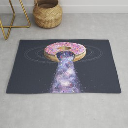 Space Donut Rug