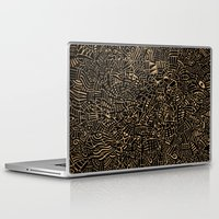 arya Laptop & iPad Skins featuring - 1986 - by Magdalla Del Fresto