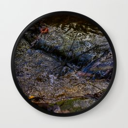 stream Wall Clock