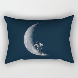 Science is not boring Rectangular Pillow