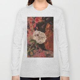 Peony in Bloom Long Sleeve T-shirt