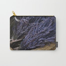 Lavender I Carry-All Pouch