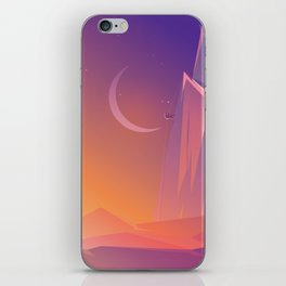 Climber iPhone Skin