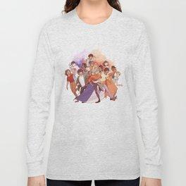 Les Miserables: Un Groupe Qui a Failli Devenir Historique Long Sleeve T-shirt