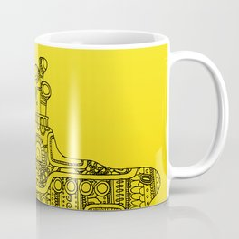Yellow Submarine Solo Coffee Mug