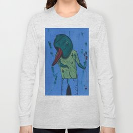 Froggy Suicide Long Sleeve T-shirt