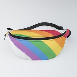 Pride Flag Fanny Pack