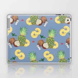 pinacolada_blue Laptop & iPad Skin