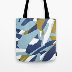 Hastings Navy Tote Bag