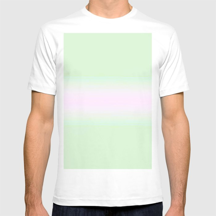Pink and Green T-shirt