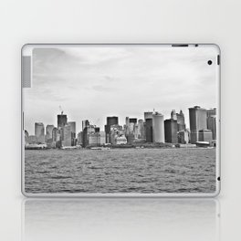 I Left My Heart in New York City Laptop & iPad Skin