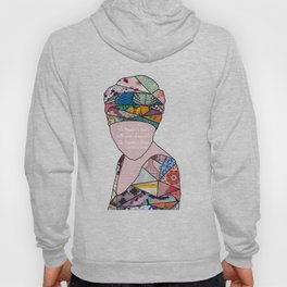Woman in Colors - the Master's tools with never dismantle the Master's house Hoody