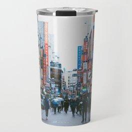 Tokyo City japan Travel Mug
