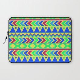 Tribal Motif Laptop Sleeve