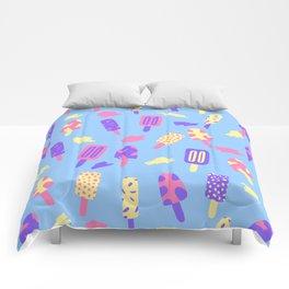 Sequence 58 - Ice Blocks Comforters
