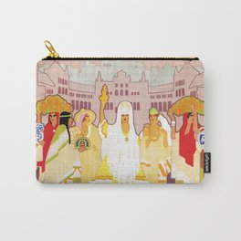 Seville Hispano American Expo 1929 art deco ad Carry-All Pouch
