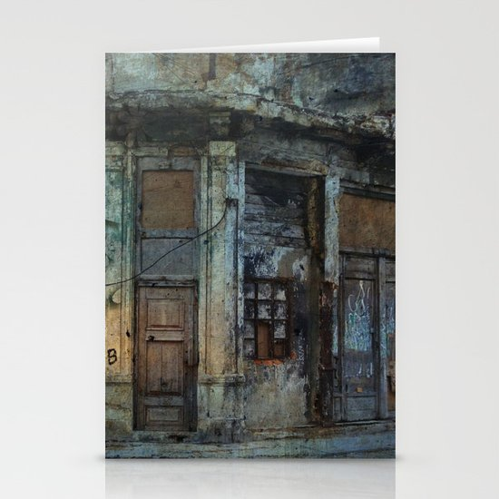 The Front Door Stationery Cards
