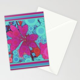 MAISON ORDINAIRE FLORAL FIESTA Stationery Cards