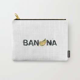 Favourite Things - Banana Carry-All Pouch