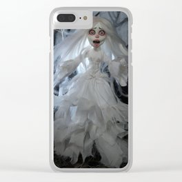 Banshee Clear iPhone Case