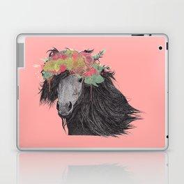 Shetland Pony (Pastel Pink Edition) Laptop & iPad Skin