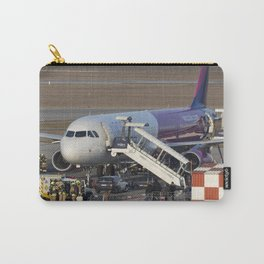 Wizz Air Jet And Fire Brigade Carry-All Pouch