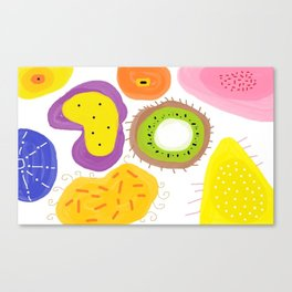 Fruit From The Planet Pluto Canvas Print