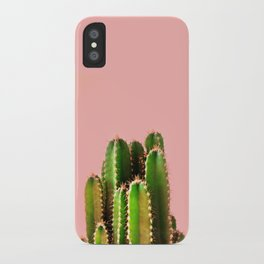 It's Cactus Time iPhone Case