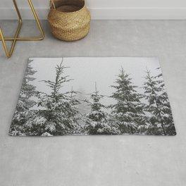 One Fine Winter Day - 68/365 Rug
