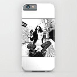 asc 584 - Une Américaine à Paris (My 4th of July in Paris) iPhone Case