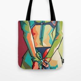 Im On You Tote Bag