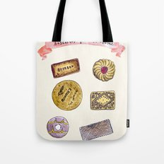 Biscuits for teatime Tote Bag