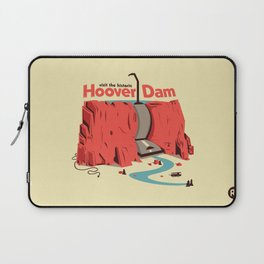The Hoover Dam Laptop Sleeve