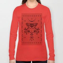 Magical Moth Long Sleeve T-shirt