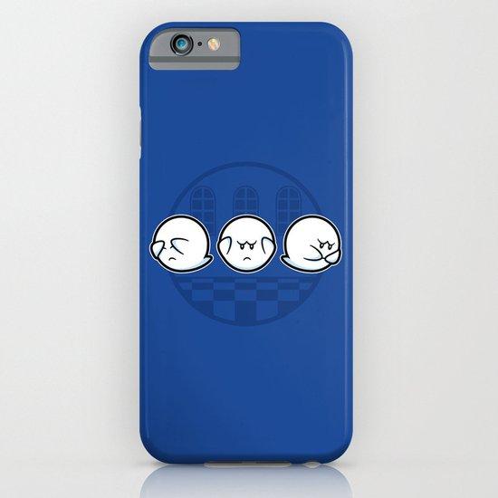 Boo No Evil iPhone & iPod Case