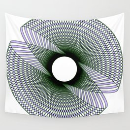 Core Wall Tapestry