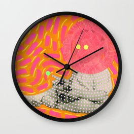 The Hand That Takes Wall Clock