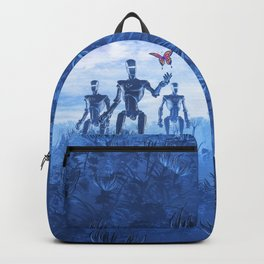 Tech Meets Nature Backpack