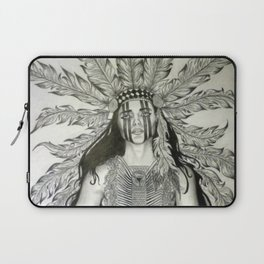 Indian War chief  Laptop Sleeve